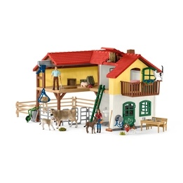 Schleich, Farm World - Large Farm House