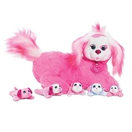 Puppy Surprise, Polly & her pups