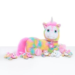 Unicorn Surprise - Crystal & her babies