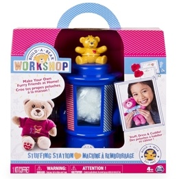 Build A Bear, Stuff me station