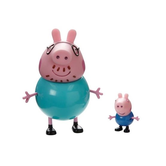 Greta Gris, Twin Pack Daddy Pig