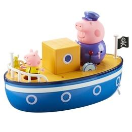 Greta Gris, Grandpa Pig´s Bathtime Boat