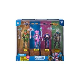 Fortnite, Figure 4-Pack Squad Mode 10 cm
