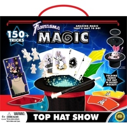 Fantasma Magic, Amazing Top Hat Show