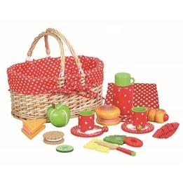 MaMaMeMo, Picknickkorg med mat