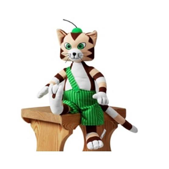 Katten Findus, 30 cm