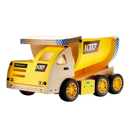 Stanley Jr, Red Tool Box - Bygg en Dumper