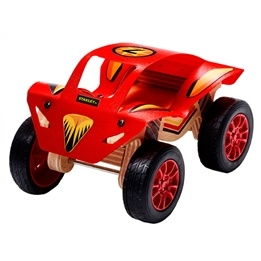Stanley Jr, Red Tool Box - Bygg en Monstertruck