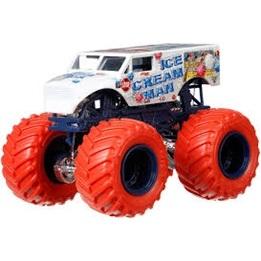 Hot Wheels, Monster Jam - Ice Cream Man