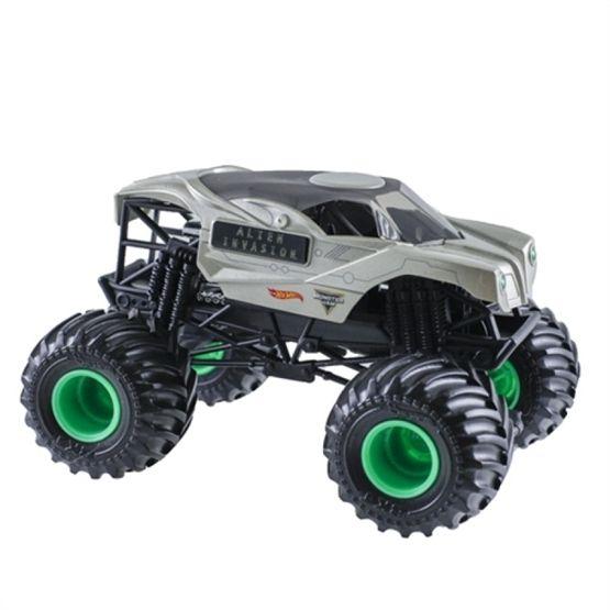Hot Wheels, Monster Jam - Alien Invasion