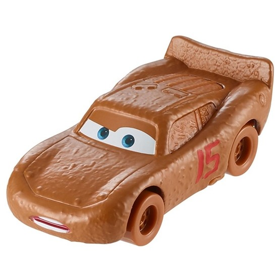 Disney Cars 3, Character 1:55 - Lightning Mc Queen as Chester Whipplefilter