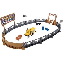 Disney Cars 3, Crazy 8 Crashers Derby Playset