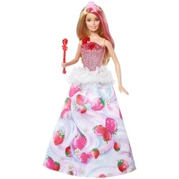 Barbie, Dreamtopia - Sweetville Princess Doll