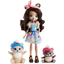 Enchantimals, Paws for a Picnic Doll