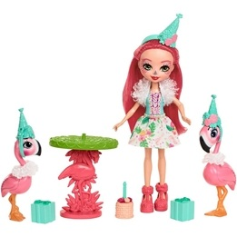 Enchantimals, Let's Flamingle Doll