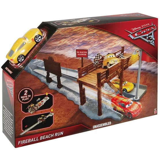 Disney Cars 3, Fireball Beach Run