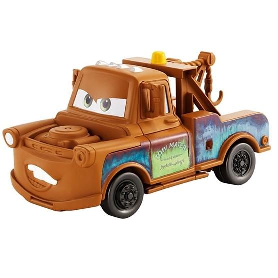 Disney Cars 3, Transforming Hero Playset - Bärgarn