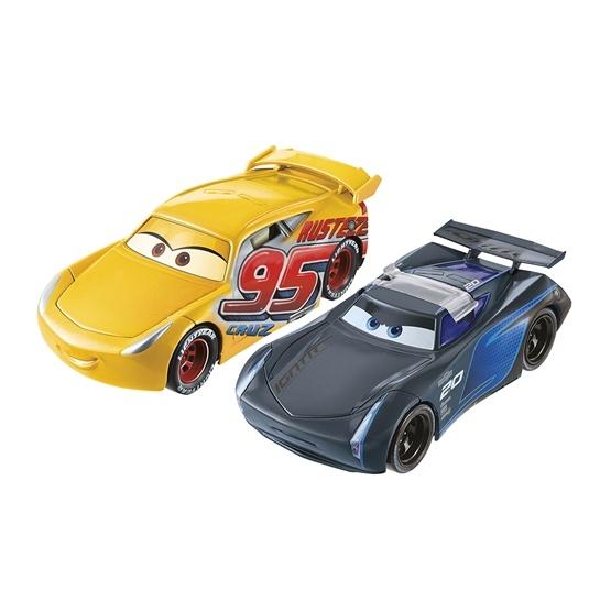 Disney Cars 3, RaceFlip Cruz Ramirez & Jackson