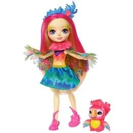 Enchantimals, Peeki Parrot & Animal Friends