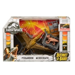 Jurassic World, Destruct-a-Saurs - Pteranodon & Microceratus
