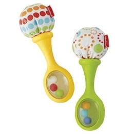 Fisher Price, Newborn, Maracas