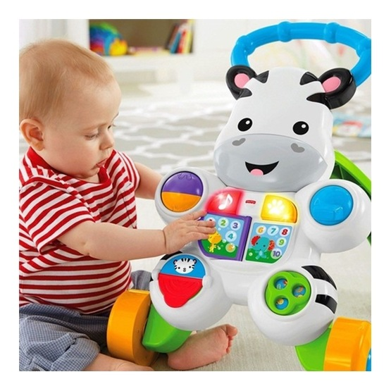 Fisher Price, Activity Walker Zebra