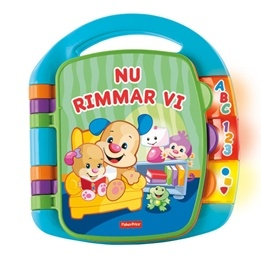 Fisher Price, Lek & Lär, Aktivitetsbok