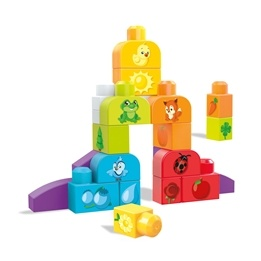 Fisher Price, Mega Bloks - Match my colors 21st