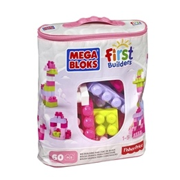 Fisher Price, Mega Bloks 60 st Rosa