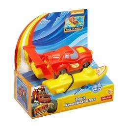 Blaze & Monstermaskinerna, Sonic Speedboat Blaze