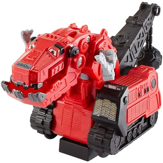Dinotrux, Pull Back - Ty Rux