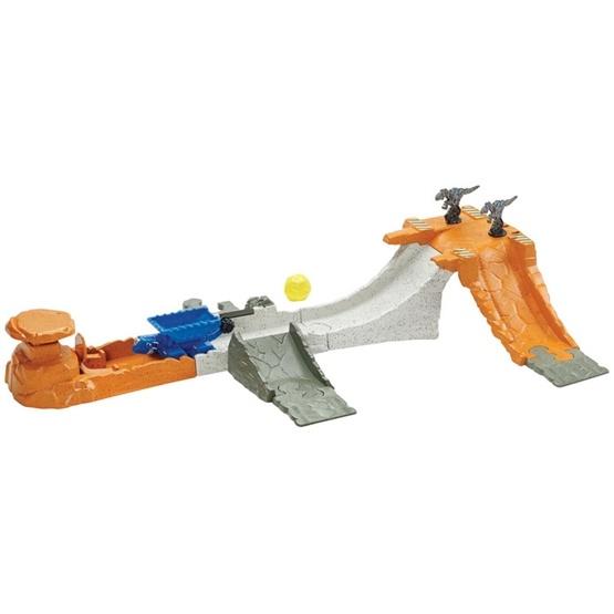 Dinotrux, Hangtime Half-Pipe