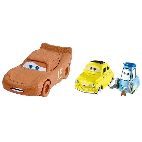 Disney Cars 3, Blixten McQueen, Luigi & Guido 1:55