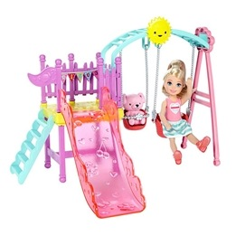 Barbie, Chelsea - Swingset