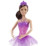 Barbie, Ballerina Docka Lila Dräkt