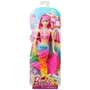 Barbie, Rainbow Kingdom Mermaid Docka