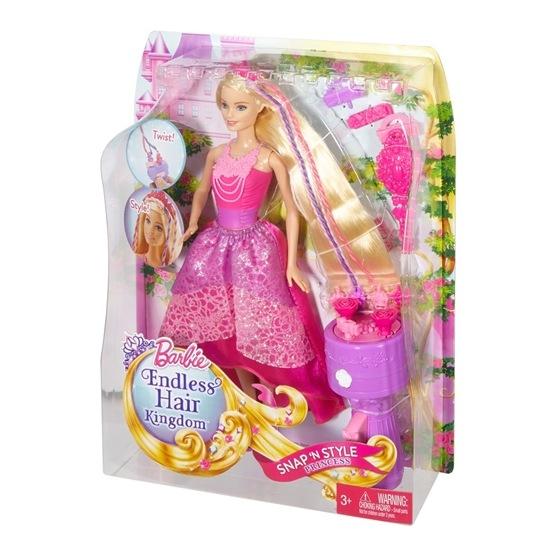 Barbie, Snap 'N Style Princess