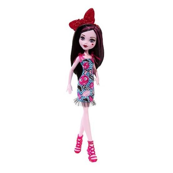 Monster High, Emoji Doll - Draculaura