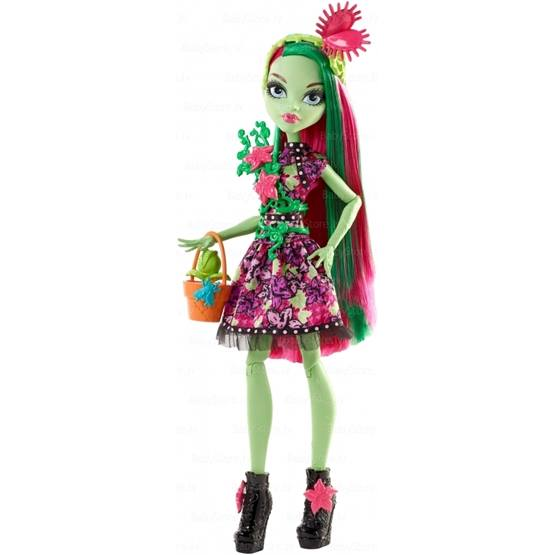 Monster High, Party Booquets - Venus McFlytrap