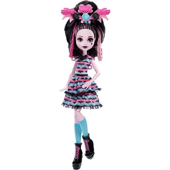 Monster High, Party Hair Doll - Draculaura