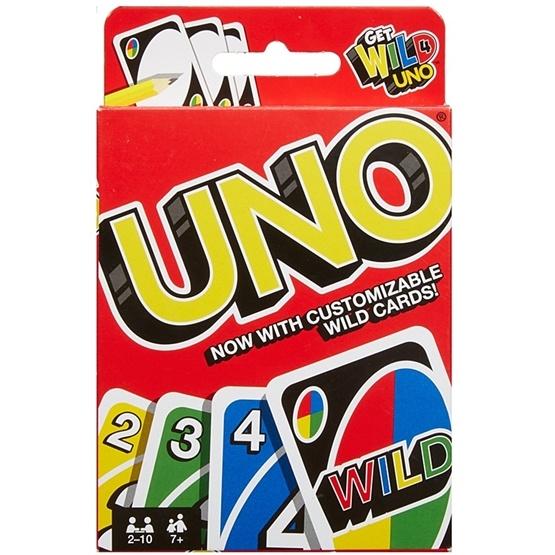 UNO Basic Get Wild