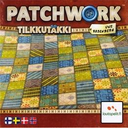 Patchwork (Sv) - Årets spel 2017