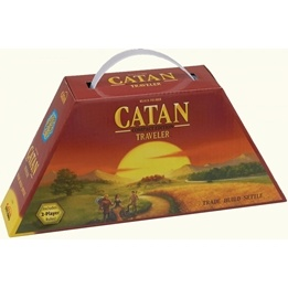 Settlers of Catan - Travel edition (Eng)