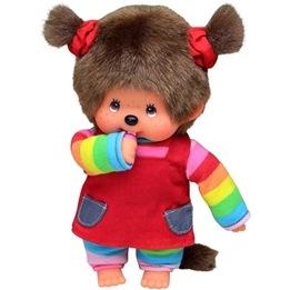 Monchhichi, Rainbow girl 20 cm