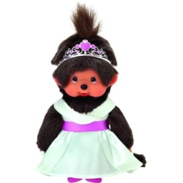 Monchhichi, Princess girl 20 cm