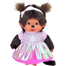 Monchhichi, Snow Princess 20 cm