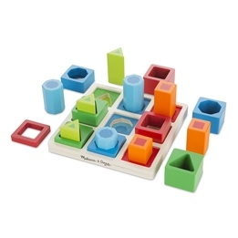 Melissa & Doug, Shape Sequence Sortings Set