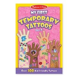 Melissa & Doug, Tatueringar, Hästar och prinsessor, 100 st
