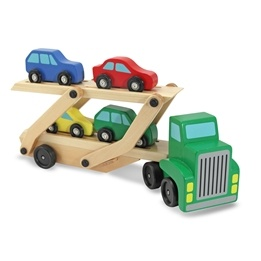 Melissa & Doug, Biltransport