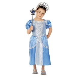 Melissa & Doug, Blå prinsessa, 3-6 år